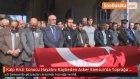 Kalp Krizi Sonucu Hayatını Kaybeden Asker Samsun'da Toprağa Verildi