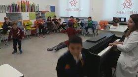 yaratıcı drama , müzik dersi , rümeysa çakır , atakent mektebim okulu , müzik öğretmeni , mektebim atakent kam