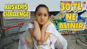 30 Tl Ye Neler Alınır En Güzel Alışveriş Challenge ! !