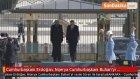 Cumhurbaşkanı Erdoğan , Nijerya Cumhurbaşkanı Buhari'yi Resmi Tören ile Karşıladı