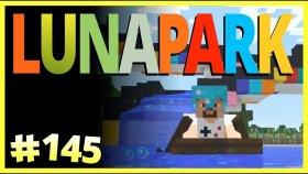 Su Kaydırağı Lunapark - Minecraft Türkçe Survival - Bölüm 145