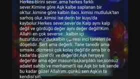 Figen Akova'dan Güzel Sözler ( 4 )