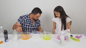 Farklı Duş Jelleri Bulduk Slime Challenge ! Bakalım Kim Kazanacak