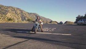 CBR1000RR ve Harley - Kanyon Virajları - Kaliforniya - Tektabanca