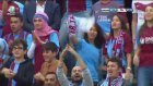 Çorum Belediyespor 0 - 1 Trabzonspor ( Gol : Hugo Rodallega )