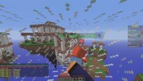Sky Wars'ta Haritanın Tepesine Çıkarsak Ne Olur ! - / w Wolvoroth ( Minecraft )