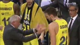 Guduric'in 3'lüğü Atmasına Rağmen Obradovic Tarafından Haşlanması