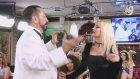 Kedicik Pınar Adnan Oktar'la Karşılıklı Dans Ediyor