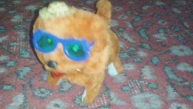 Pilli köpek havlamasi oyuncak köpek Havlarken köpek urmesi oyuncak pille çalışan köpek havlamasi