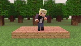 Youtuberların Düşüşü Parodi Minecraft