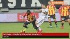 Göztepe - Beşiktaş Maçından Kareler - 1 -