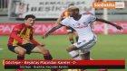 Göztepe - Beşiktaş Maçından Kareler - 2 -