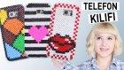 Hama Boncuklarıyla Telefon Kılıfı | KENDİN YAP | DIY