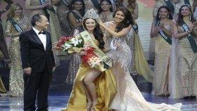 Karen Ibasco Yeryüzünün En Güzel Kızı Seçildi ! ( Miss Earth 2017 )