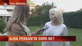 Ajda Pekkan , Fotoğrafının Perde Arkasını Anlattı