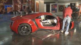 Fast & Furious 7'de Araba Sahnesi Nasıl Çekildi ?