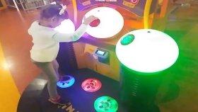 FORUM İSTANBUL AVM PLAYLAND EĞLENCE MERKEZİ ELİF İLE OYUNLAR , Eğlenceli çocuk videosu