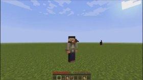 Minecraft Rehber Videoları - 1 Ata Nasıl Biniyoduk ?