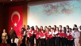 Mektebim Okulları 29 Ekim Cumhuriyet Bayramı 10 Kasım Atatürk'ü Anma Programı