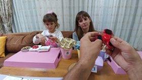 SÜPER STRES ÇARKI CHALLENGE , MÜZİKLİ - IŞIKLI - UCUZ - PAHALI SÜPER STRES ÇARKLARI , Toys unboxing