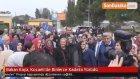 Bakan Kaya , Kocaeli'de Binlerce Kadınla Yürüdü