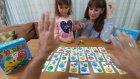BALONCUKLAR DİKKAT VE KONSANTRASYON OYUNU , Toys Unboxing , kutu oyunu