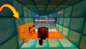 Polislerden Kaçtım ! - Minecraft Gizli Hapishaneden Kaçıyoruz !