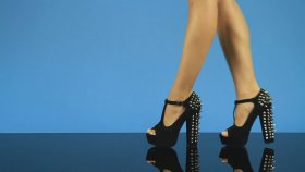 Ayak Gıdıklama , Ayak Slime , Topuklu Ayakkabı , Babet , Ayaksever