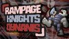 3 BAŞLI EJDERHA / Rampage Knights : Türkçe Multiplayer Oynanış - Bölüm 3