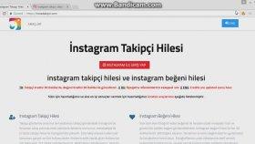 Instadakipci.com İnstagram Takipçi ve Beğeni Hilesi