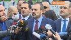 """AK Parti Genel Başkan Yardımcısı ve Parti Sözcüsü Mahir Ünal : """"Seçim İttifaklarını Konuşmak İçin."""