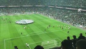 Beşiktaş'ın Sex On The Beach Şarkısıyla Galibiyet Kutlaması