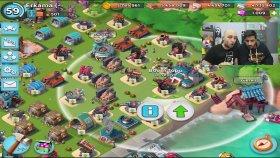 Oyun İçi Yükseltmeye Ganimet kasma - Boom Beach