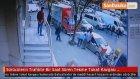 Sürücülerin Trafikte Bir Saat Süren Tekme Tokat Kavgası Kamerada