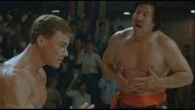 Kan Sporu : : chong Li Vs Dövüşçü Frank Dux .