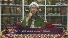 Ramazanda Çok Yapılacak ''4 Haslet'' Cübbeli Ahmed Hoca