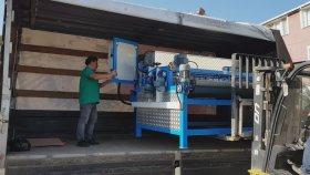 otomatik halı yıkama makinası , halı sıkma ve kurutma makinası maxis