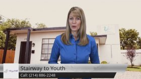Stairway to Youth Fort Worth Impressive 5 Star Review by Susan Smith
