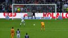 Final maçında haksız penaltı !