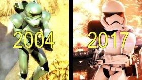 Star Wars Battlefront Oyunlarının Evrimi 2004 - 2017