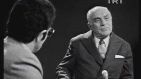 Türk Tarih Kurumu Başkanı Uluğ İğdemir Atatürk ve anılarını anlatıyor