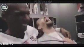 Beşiktaş Soyunma Odası Pepe Al Al Al Alalalal