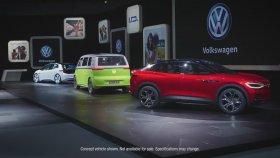 Volkswagen I.D Serisi Concept - I.D - I.D Buzz - ID Crozz.