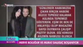 Murat Dalkılıç Ve Merve Boluğu'un Boşanma Kararı Tartışmaya Neden Oldu !