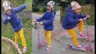 Parkta Kaykay Keyfi , Yarışlar . Eğlenceli Çocuk Videosu