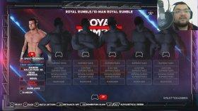 EFSANE GÜREŞÇİ GOLDBERG 10 ADAM 1 RİNG WWE 2K18 Türkçe Oynanış #1