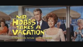 Mr. Hobbs Takes A Vacation ( 1962 ) Fragman