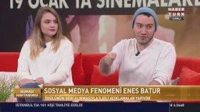 Altın Kelebek Ödülü Geri Alınan Enes Batur'un Açıklamaları