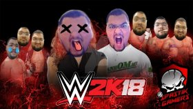 MUSA BABUŞLA EFSANE ROYAL RUMBLE / 20 ADAM 1 RİNG / WWE 2K18 : Türkçe Multiplayer Oynanış