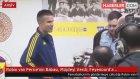 Robin van Persie'nin Babası , Müjdeyi Verdi : Feyenoord'a Dönüyor